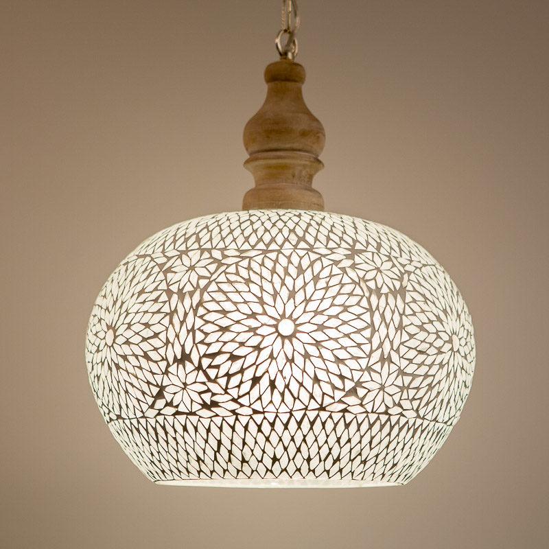 Oosterse lampen mozaïek en filigrain Arabische Outlet Amsterdam