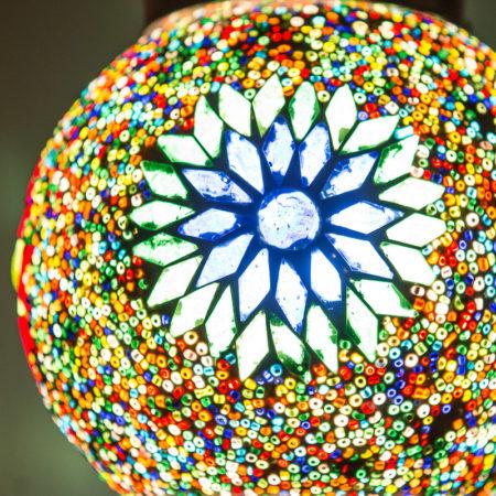 Marokkaanse lampen Oosters mozaïek sfeerverlichting
