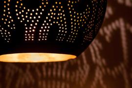 Oosterse lamp filigrain stijl | Mozaïek lampen | Oosterse meubelen