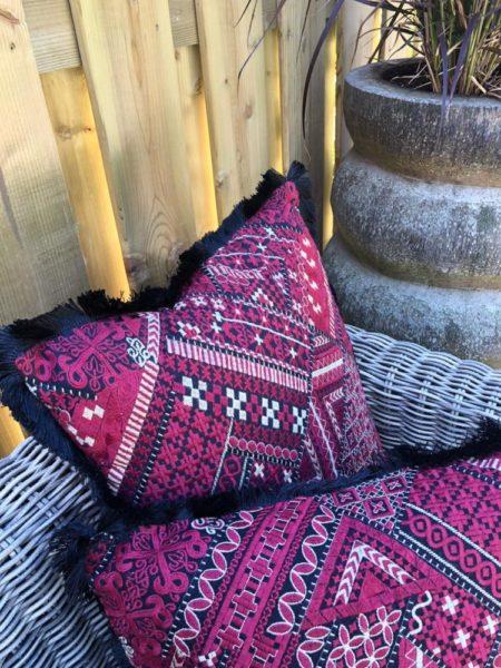Oosters kussen | Marokkaanse kussens | Afghaanse poefen