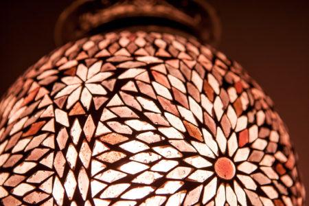 Mozaïek lamp | Oosterse lampen | Arabische verlichting | Amsterdam