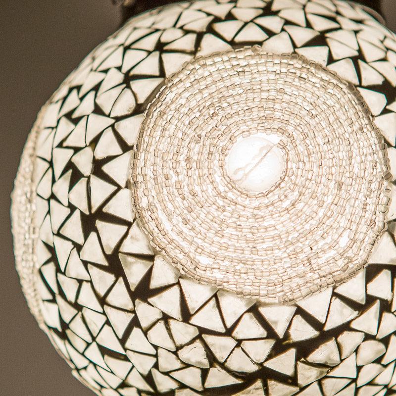 Oosterse lampen mozaïek hanglampen Oosters interieur