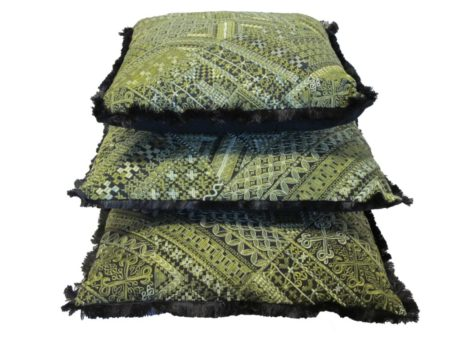 Oosterse kussens | Patchwork poefen | Marokkaanse kleden