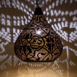 Oosterse hanglamp voor een sfeervol Oosters interieur