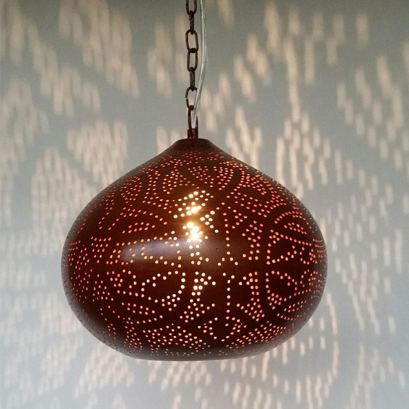 Oosterse lampen filigrain hanglampen Arabische lamp Oosters interieur