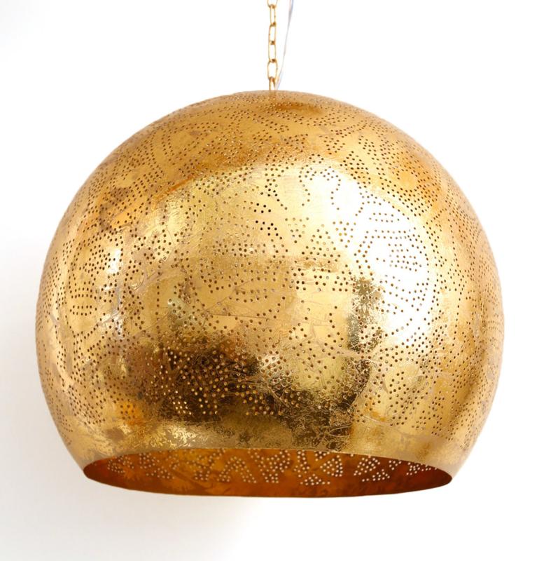 Marokkaanse lamp | Filigrain hanglamp | Oosterse verlichting | Oosters interieur