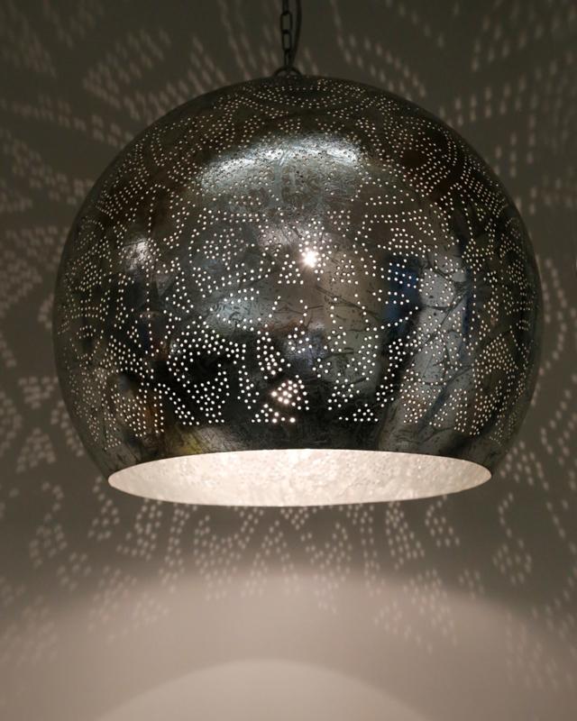 Oosterse lampen   Filigrain hanglamp   Arabische verlichting   Oosters interieur