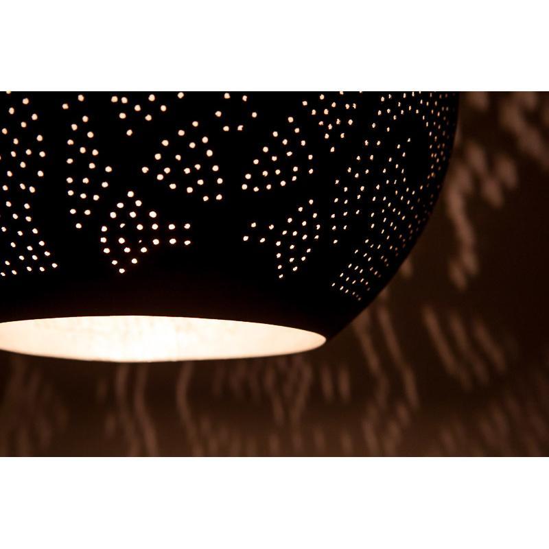 Filigrain lamp | Oosterse lampen | Gaatjes | Druppelvorm | Oosters interieur