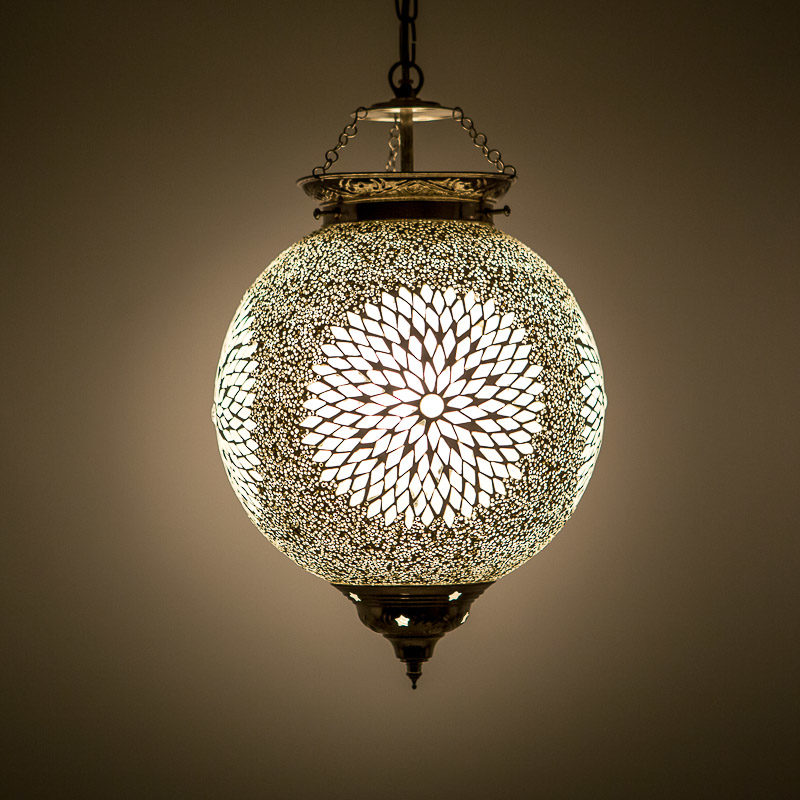 Oosterse lamp mozaïek hanglampen Arabische lampen Outlet Amsterdam