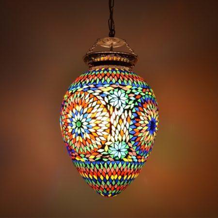 Oosterse hanglampen mozaïek Arabische lampen Marokkaanse kasten