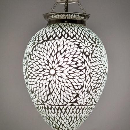 Oosterse hanglampen mozaïek en filigrain Oosters interieur Marokkaanse lamp