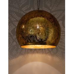 Oosterse hanglampen | Filigrain | Marokkaanse lamp | Vintage Goud | Outlet