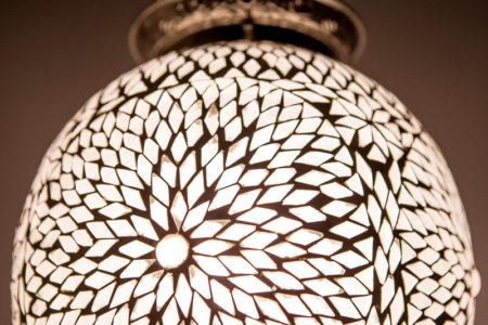 Oosterse sfeerverlichting Marokkaanse lampen Mozaïek en Filigrain