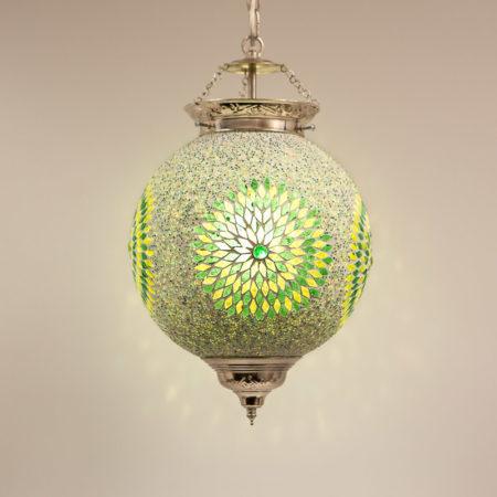 Oosterse hanglampen sfeervol mozaïek en filigrain Arabische lamp Oosters interieur