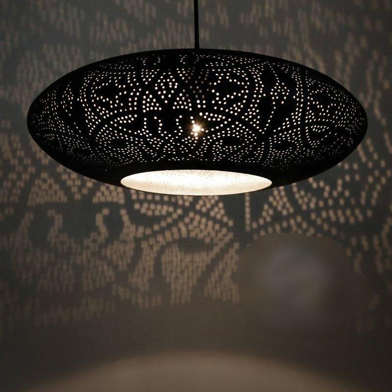 Oosterse Filigrain lampen voor een Oosters interieur Marokkaanse hanglamp metaal