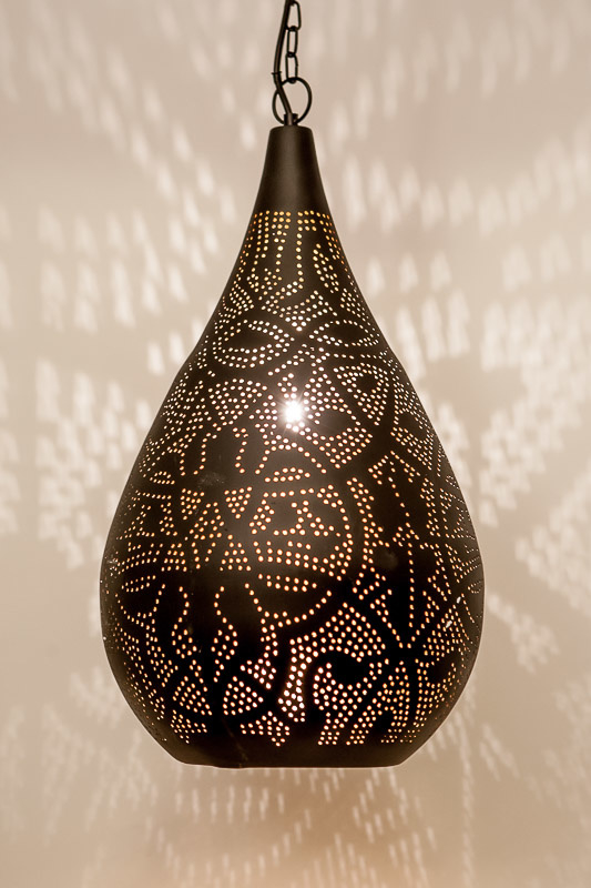 Oosterse lamp | Filigrain | Marokkaanse lampen | Arabisch interieur