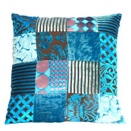 Oosters patchwork kussen | Marokkaanse kussens | Amsterdam