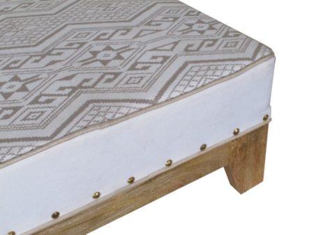 Marokkaanse poef | Oosterse meubelen | Luxe meubels