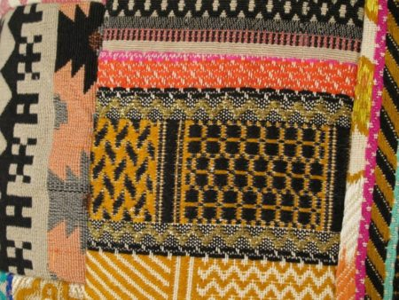 Bohemian | Patchwork kussens | IOosterse poefen