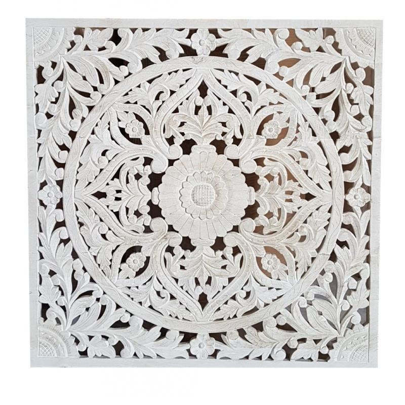 Oosters wandpaneel lotus | Oosterse meubels | Marokkaanse kasten