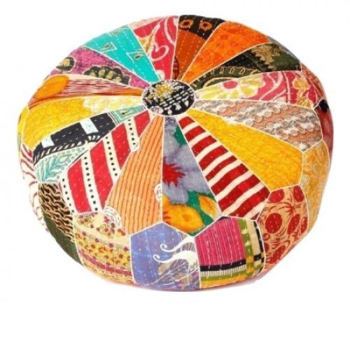 Ibiza poef | Oosterse poefen | Marokkaanse kussens | Mozaïek lampen | Filigrain lamp