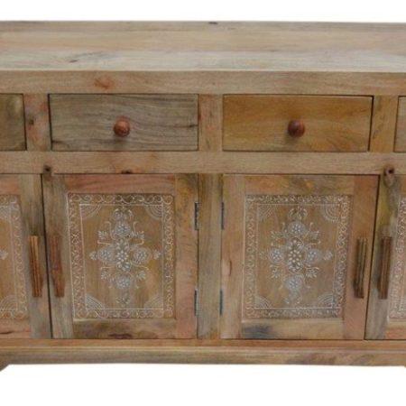 Oosters dressoir | Oosterse meubelen | India kast | White wash kasten | Amsterdam