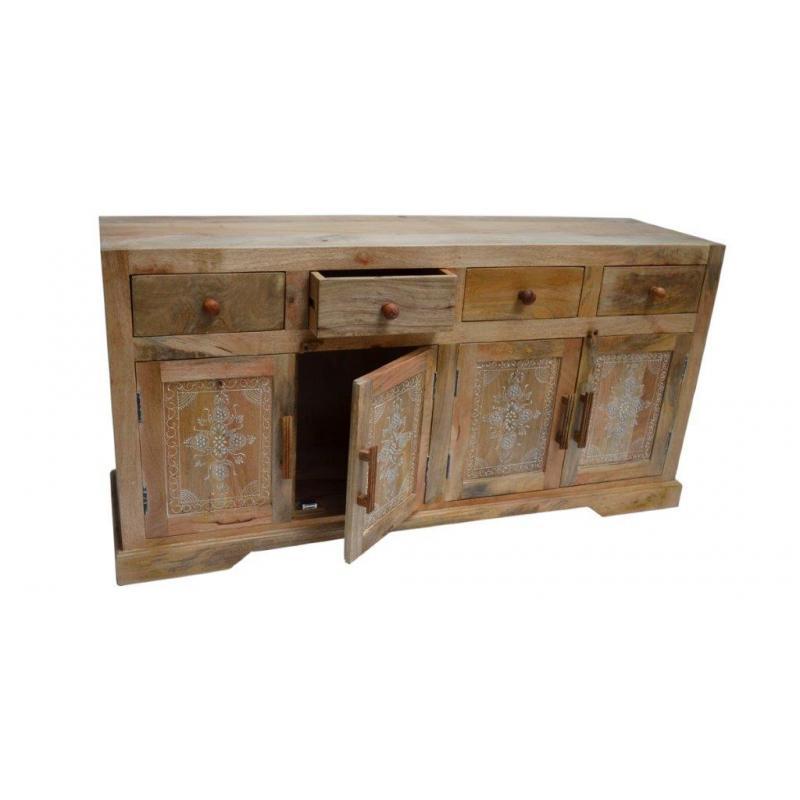 Oosters dressoir | Oosterse kast | Oosterse meubelen | India kast | Amsterdam