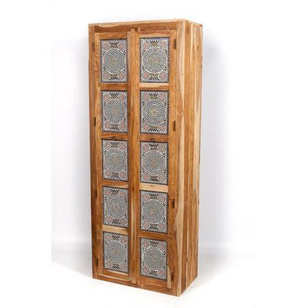 Oosterse kast | Mozaïek | Marokkaanse kast | Oosters meubel | Sheesam | Amsterdam