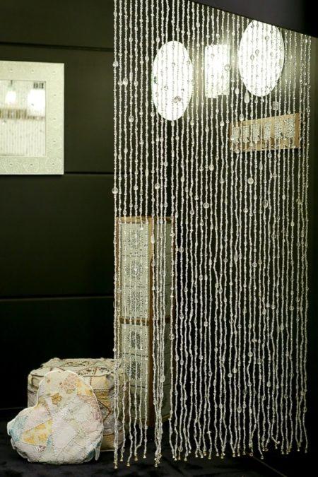 Oosters kralengordijn | Glaskralen | Mozaïek lampen | Marokkaanse lampen | Arabische kasten
