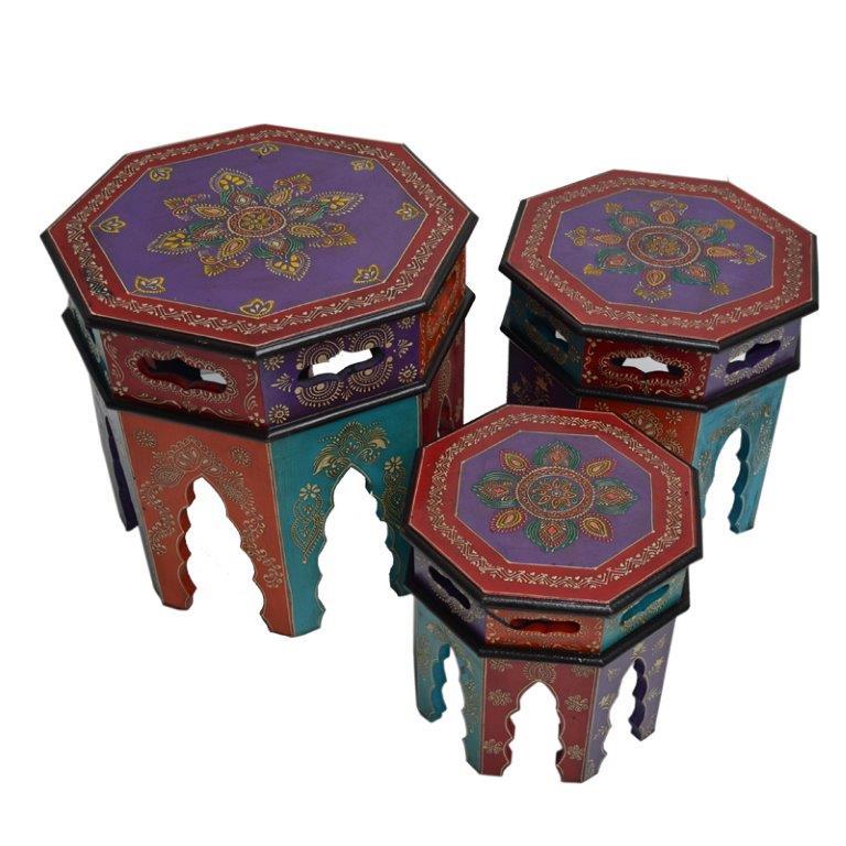 Oosterse tafel | Opium tafel | Oosterse meubelen | Amsterdam