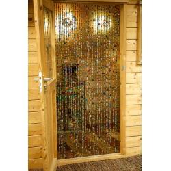 Oosters kralengordijn | Glaskralen | Oosters interieur | Accessoires | Kasten | Oosterse meubelen
