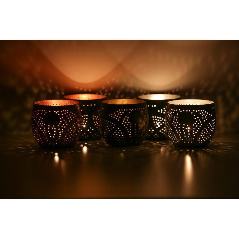 Oosterse waxinehouder | Marokkaanse lamp | Inrichting | Outlet