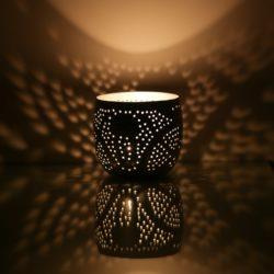 Oosterse waxinehouder | Filigrain | Marokkaanse verlichting | Sfeerverlichting | Amsterdam