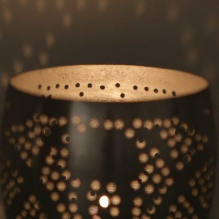Oosterse filigrain waxinelichthouder | Oosters interieur | Arabische lampen