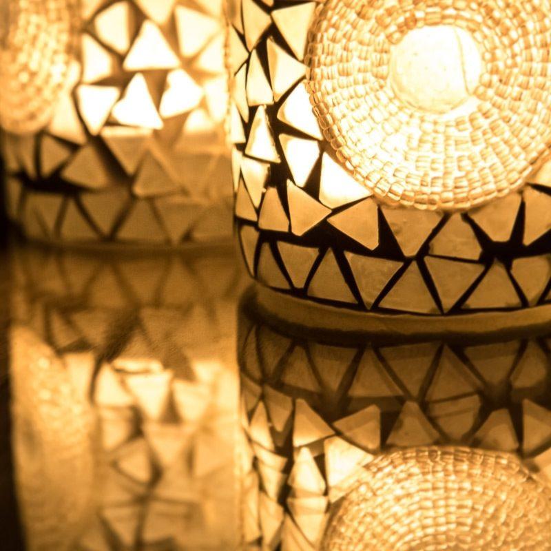 Oosters waxinehouder | Marokkaanse verlichting | Arabische lamp | Amsterdam