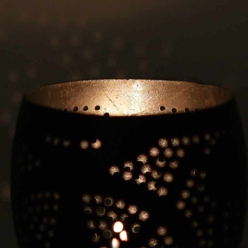 Oosters waxinelichthouder filligrain | Oosterse lampen | Inrichting | Interieur | Amsterdam