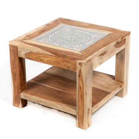 Oosterse bijzettafel | Mozaïek | Marokkaanse tafel | Opium tafeltje