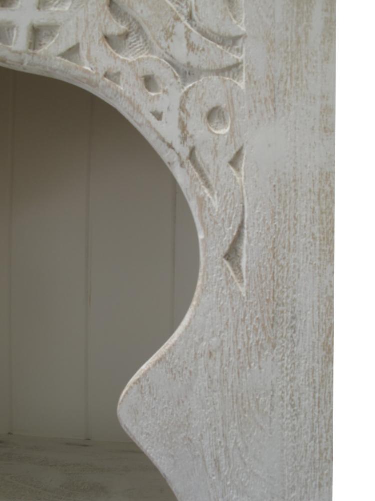 Marokkaanse kast | Oosterse meubelen | Arabische kasten | Oosters interieur | White wash