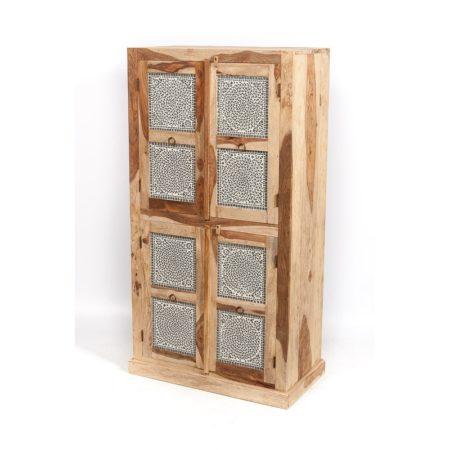 Oosterse kast | mozaïek | transparant | Marokkaanse kasten