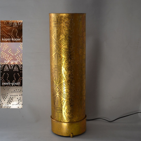 Marokkaanse lamp | Filigrain tafellamp | Oosterse lampen