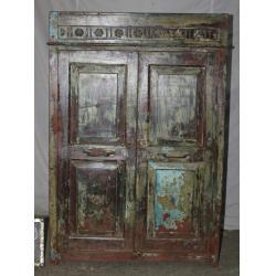 Antieke Oosterse kast | Oosterse meubelen | Unieke kasten | Teakhout