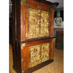 Authentieke Oosterse kast | Buffetkast | Traditioneel meubel | Chinese kast | Amsterdam