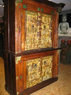 Authentieke Oosterse kast | Buffetkast | Traditioneel meubel | Chinese kast | Amsterdam