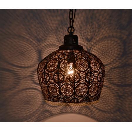 Oosterse hanglamp Inara | Arabische lamp | Filigrain | Oosterse lampen | Oosters interieur