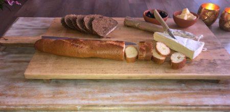 Mango houten snijplank | Oosterse accessoires | Oosters interieur