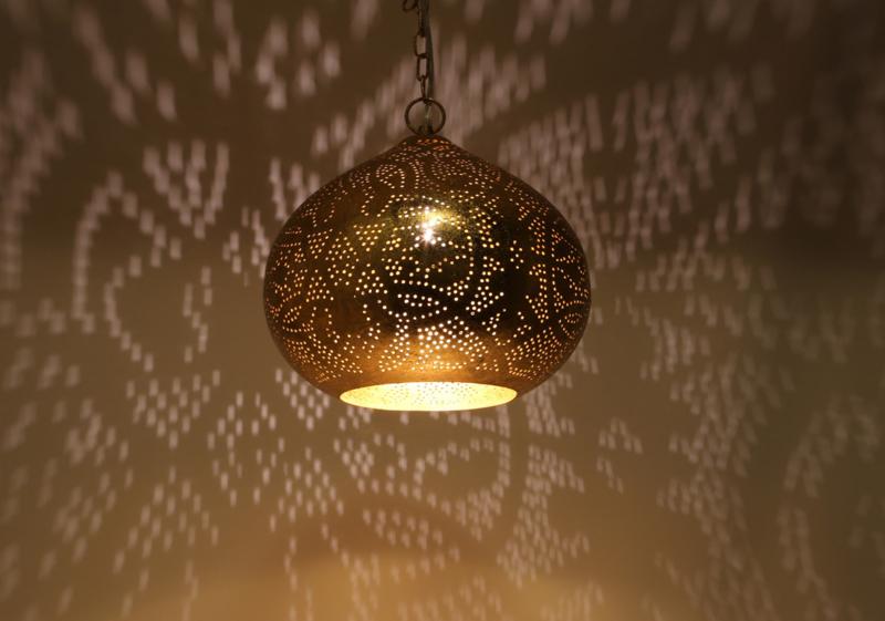 Oosterse Lampen Eindhoven : Filigrain hanglamp sprookjesachtige oosterse lampen arabische lamp