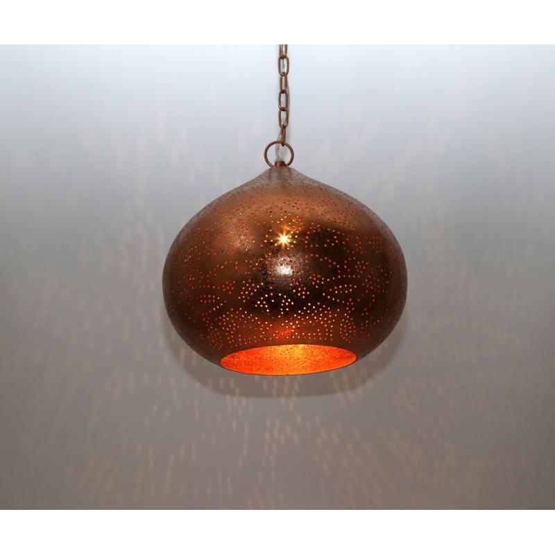 Oosterse hanglamp filigrain | Oosters interieur | Oosterse lampen | Arabische hanglampen