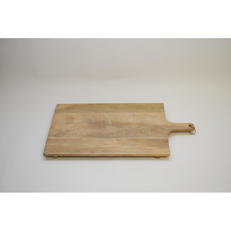Massieve snijplank | Oosterse accessoires | Mango hout
