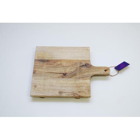 Massief houten snijplank | Woonaccessoire | Kaasplank | Kalini | Amsterdam