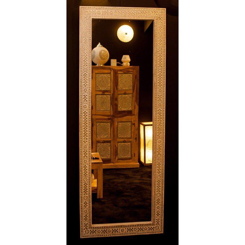 Oosterse spiegel   Oosters interieur   Mozaïek   Marokkaanse spiegel